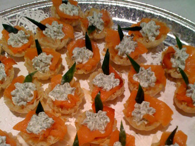 food catering CT